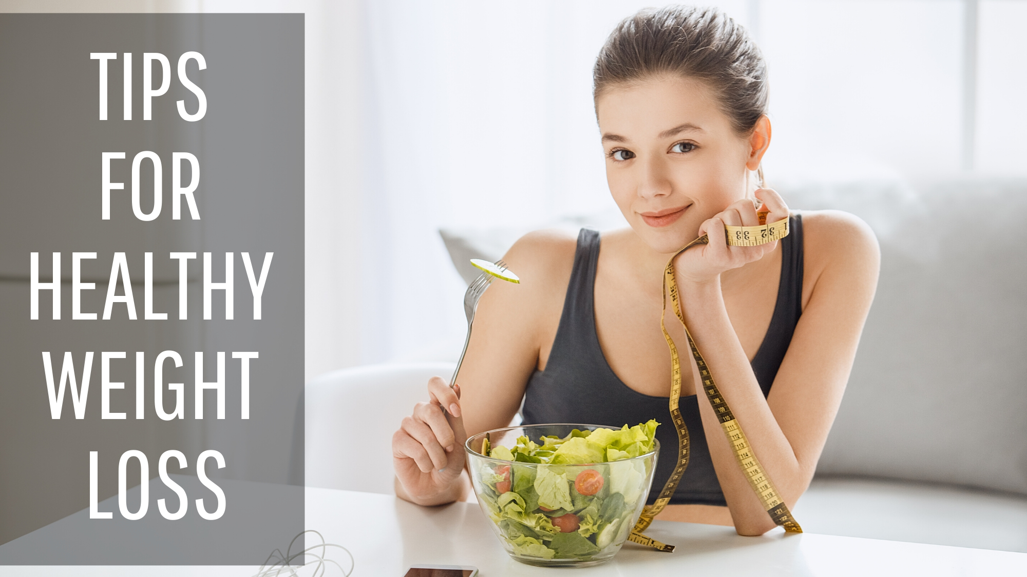 How To Lose Weight On A Plant-Based Diet