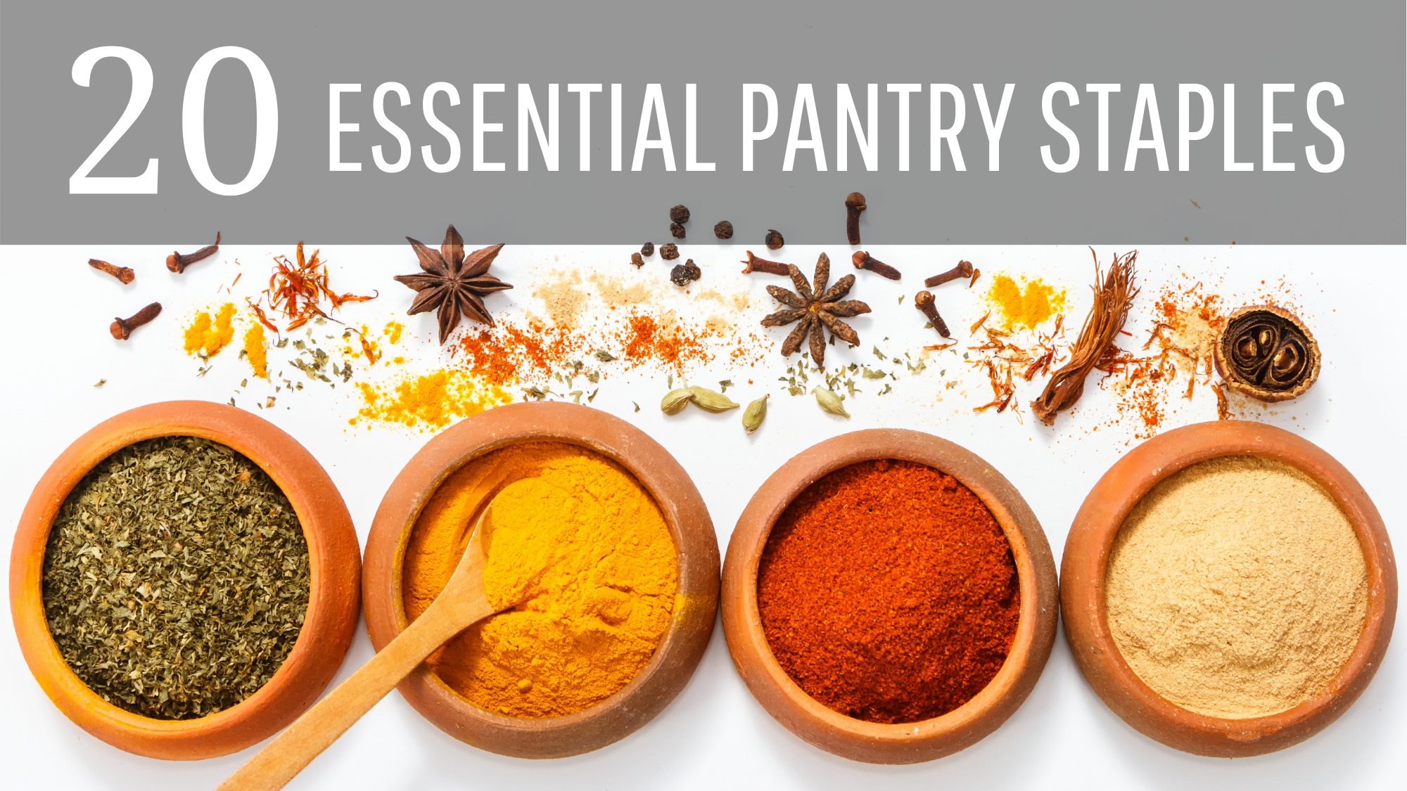 The Plant-Based Vegan Pantry
